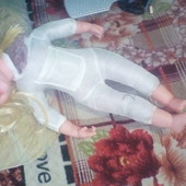 Новая кукла 55 см.Кто с руками?
