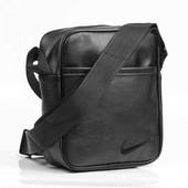 Барсетка кожа Nike ,сумка мужская. Новая. Обалденное качество! Суперовая!