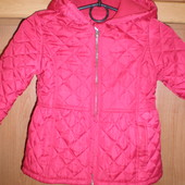 куртка , деми, р 5-6 лет 110-116 см Bluezoo. cост. отличное