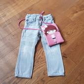 Стоп. Супер модные джинсы с потребностями на 1-3 года. Фирма.