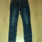 Зимові джинси 134 розмір