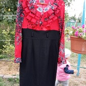 """Шикарное платье """"классика"""""""