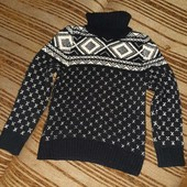 Шикарный тёплый свитер!!!