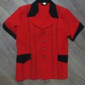 Красивый фирменный пиджачек ПОГ-60см. Чудов. Стан.