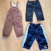 Лот одежды на мальчика на 18-24 мес.