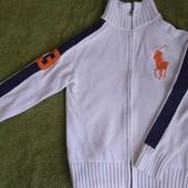 Кофта Polo оригинал, Размер S(8 лет)