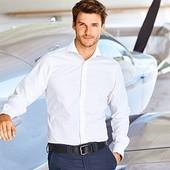 Рубашка белая с длинным рукавом размер 43, Германия