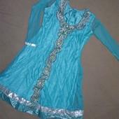Дуже гарне плаття Оригінальні індійське Не пластик- камінчики Якість