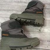 Классные зимние ботинки Columbia 30 размер стелька 19,5 см ( на бирке 18 см)
