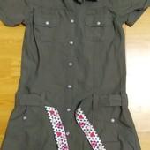 Коттоновые платье рост 158