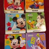 Набор первых книжечку для малышей, изучение английского