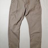 ЛоВиЛоТы! Фирменные бежевые джинсы, большой размер