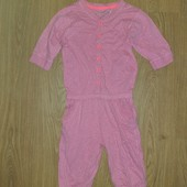 Ромпер пижама домашний костюм 9-10лет замеры на фото