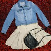Пиджак джинсовый р . 38