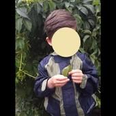 Летняя Курточка дождевик ветровка размер 92 без утеплителя