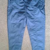 Фирменные лыжные брюки на трикотажной подкладке в отличном состоянии р. 14-16.