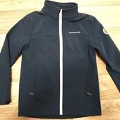 Шикарная, невероятная, супер крутая термо куртка! Adventure! 8-10 лет! Состояние новой