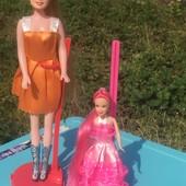 Две новые куколки одним лотом