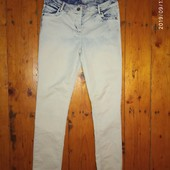Класні стрейчеві джинсики поб 44 см