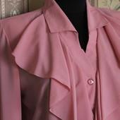 женская блуза 50,52,54 батал. шифон! отличный подарок на праздники! качество супер! акция!!!