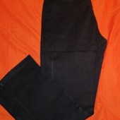 Чорні джинси р36