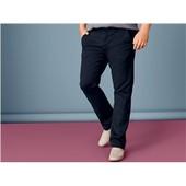 Повседневные черные брюки/джинсы из твила Livergy р.XL евр.52