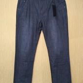 Шикарные качественные джинсы на флисе Wkl Fou, разм: 36-38, новые, мерки есть