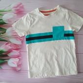 Сток! Шикарная футболка для мальчика ✿ 116 см ✿ собирайте лоты