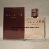 Экстравагантный, мужественный Chanel Allure Homme 100ml! Для стильных и целеустремлённых мужчин!