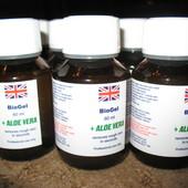 Биогель для педикюра и маникюра на фруктовых кислотах с Aloe Vera, 60мл, лот 1шт. Блиц=2шт.Оригинал!