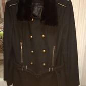 Пальто-шерсть Xl