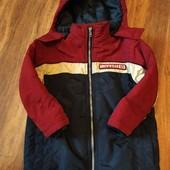 куртка деми,осень-весна,на мальчика 5 лет,на рост 110 см