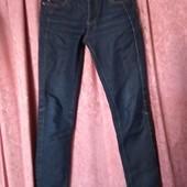джинсы утеплённые на флисе р30