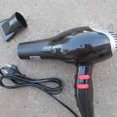 Профессиональный фен для волос с насадкой. 3000 ватт