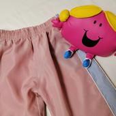 ЛоВиЛоТы! Спортивные штаны на подкладке, 7-8 лет