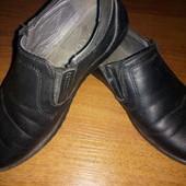 Туфли в школу Y-top на мальчика.Удобные и легкие. 32 р( 20,5-21 см)