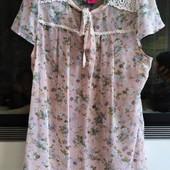 ⚠️✔️Шифоновая блуза Разгружаю шкаф❗❗❗ смотрите другие лоти