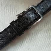 Стильный Мужской ремень, чёрный и коричневый