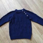 Красивый свитер Next на 2-3 года