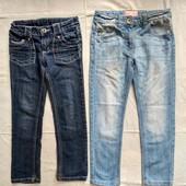 Двое модных джинсов + балетки одним лотом!