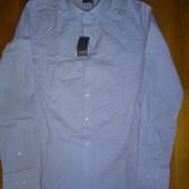 Стильная рубашка Nobel League от Lidl (Германия), ворот 41/16