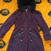 Классное пальто, смотрите замеры, без дефектов