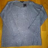 Нарядный джемпер, пуловер c пайетками Esmara (Германия)
