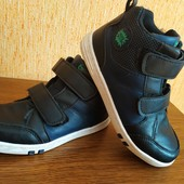 Ботинки-хайтопы Lupilu Р. 30 чёрно-синие модель прошлого года привезены из Германии