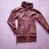 Удленьонная курточка , плащ (осень - весна)!