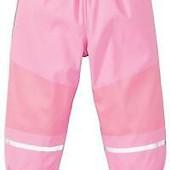 Дитячі водовідштовхувальні штани lupilu розмір 122/128