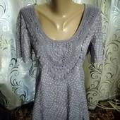 Красивая женская блуза с кружевом Noa Noa