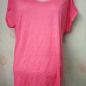 Женская футболочка размер 16 хлопок