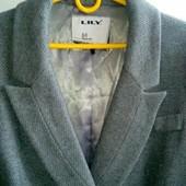 Оригинальное демисезонное пальто,Lily, оригинал,L-XL,как новое