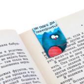 Магнитные закладки Коты-это отличный презент в дневник,книгу,ежедневник...